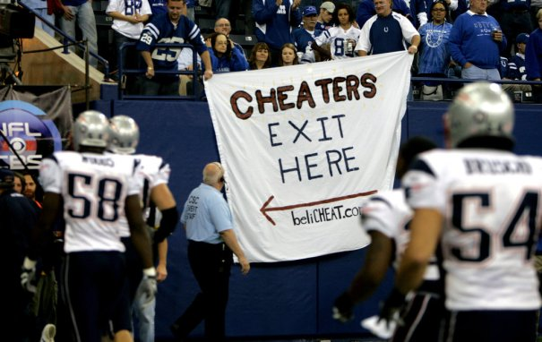 Cheaters Exit